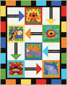 Follow the Leader by Plum Tree Quilts
