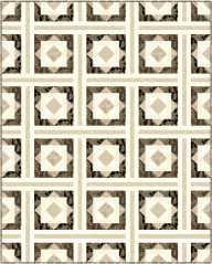 #4 - Jocelyn's block as a quilt