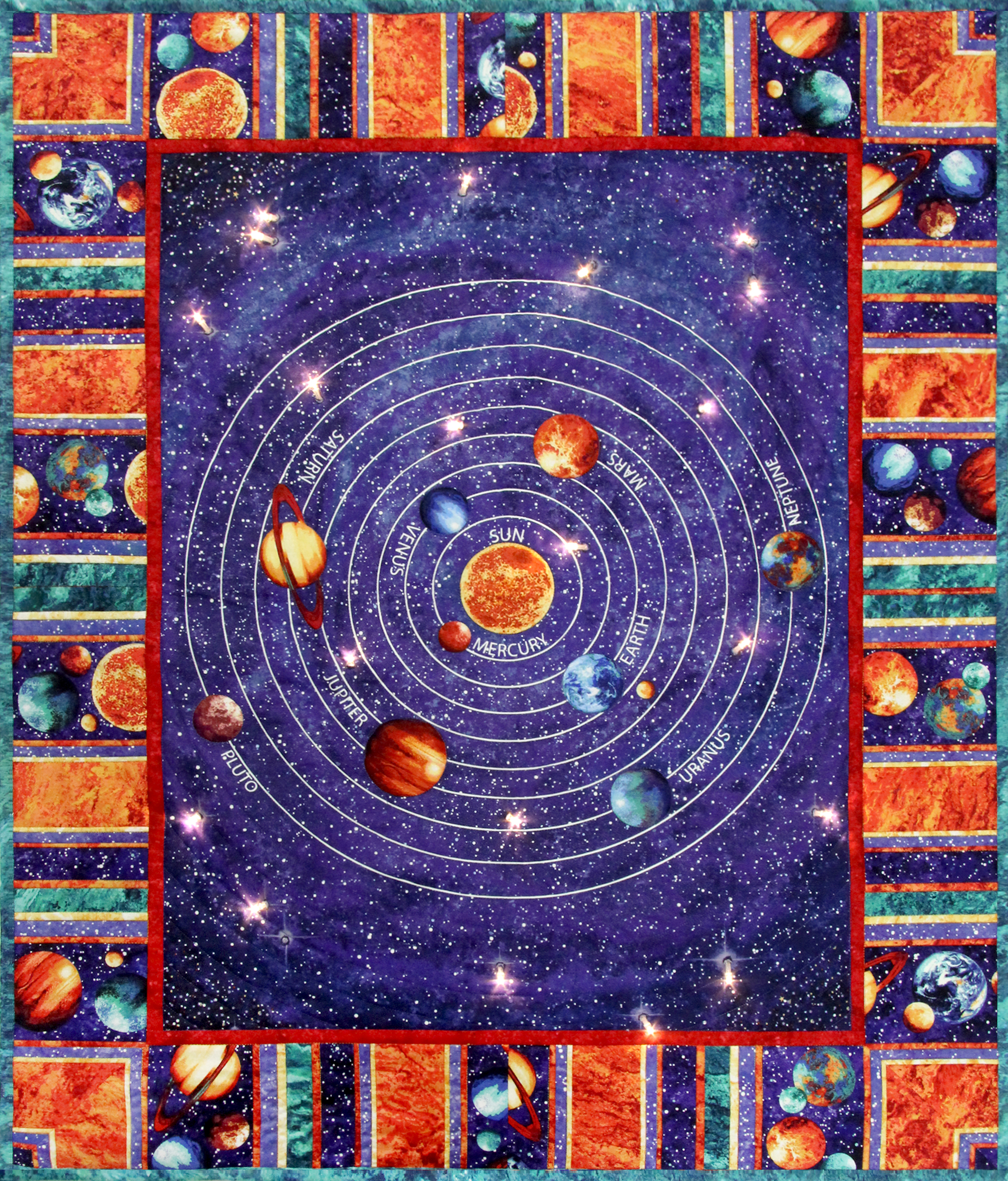 Panama panels and more for Solar system fabric panel