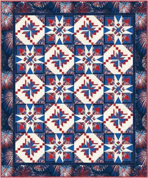 Karen & Marje's quilt