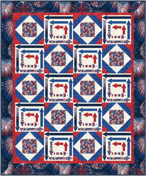 Kate & Patti's quilt