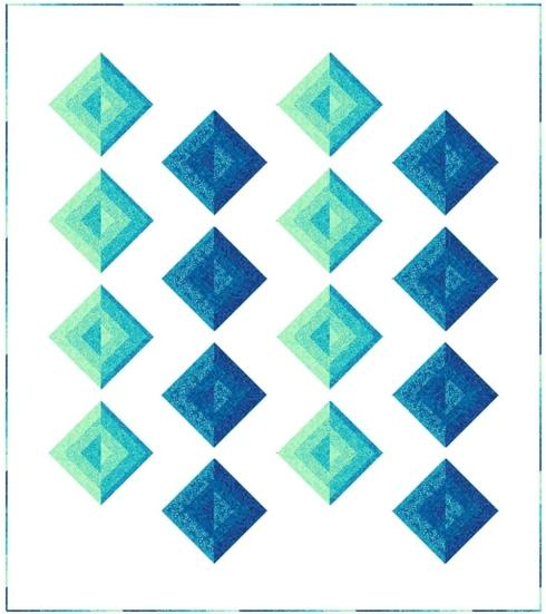 Bevels quilt
