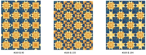 #169 variations
