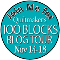 100 Blocks tour Nov 14-18