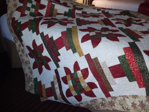 Ronni's quilt