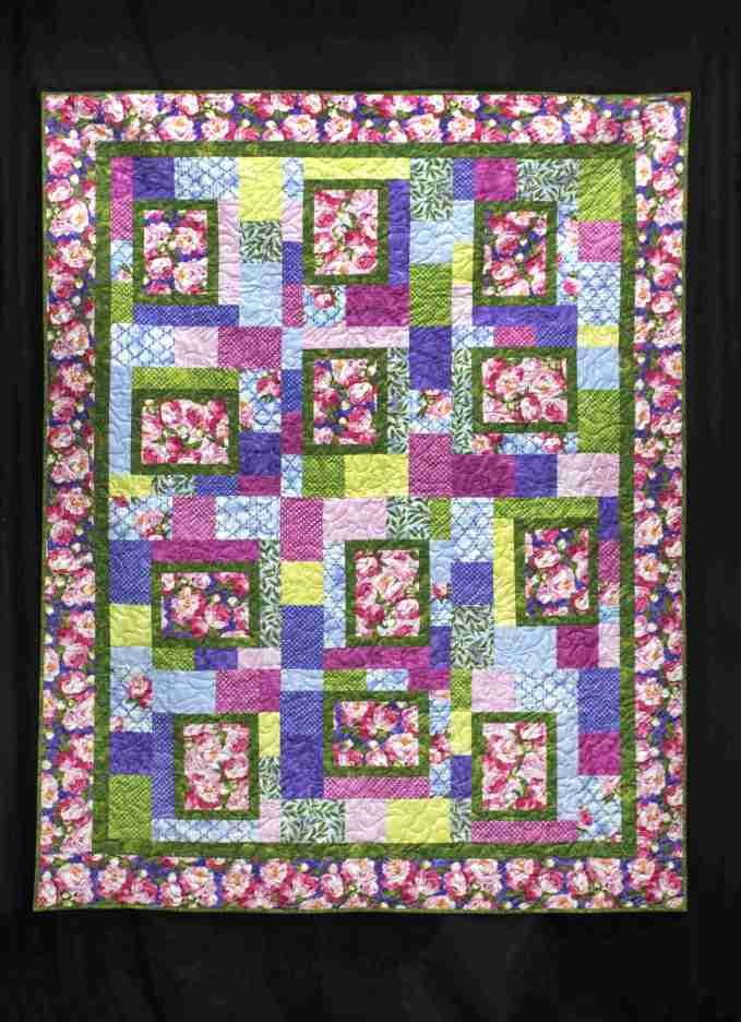 Marilou's quilt