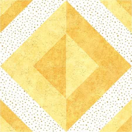#1454 Diamond Cut block