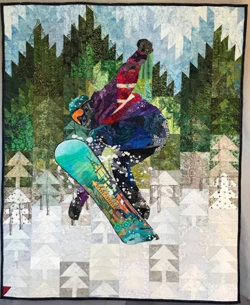 Shred the Gnar by Vicki Spiering