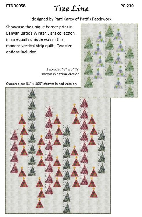 PC230 Tree Line