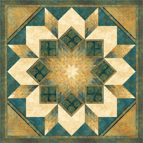 upcoming Stonehenge Solstice Star pattern