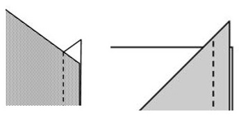 aligning triangle patches