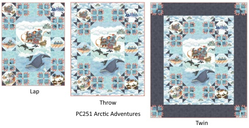PC251 Arctic Adventures