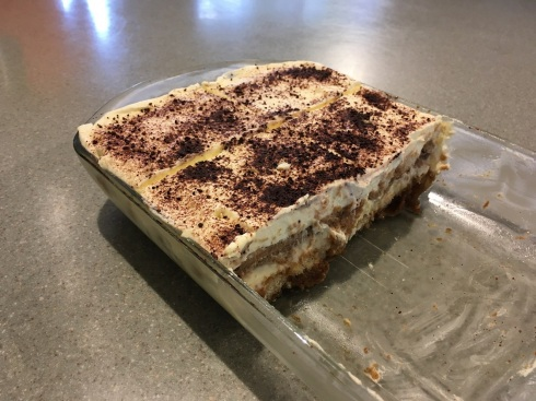 The best tiramisu ever - easy to make and incredibly good!