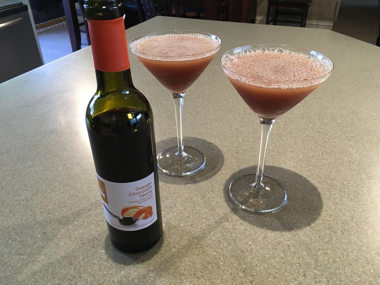 Monday's cocktail