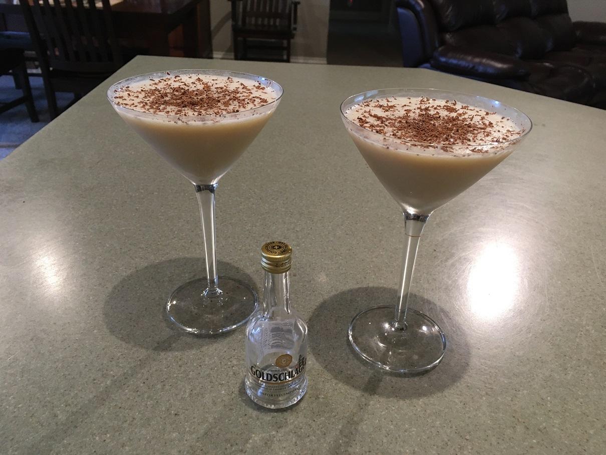 Tuesday's cocktail du jour