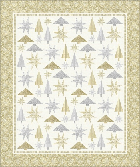 PC133 Festive Frostings (includes lap, twin, queen & king)