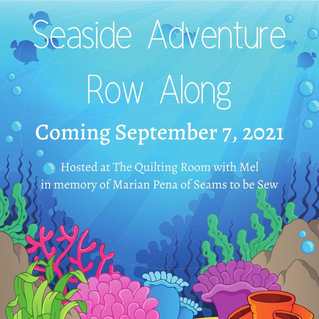 Seaside Adventure Row-along
